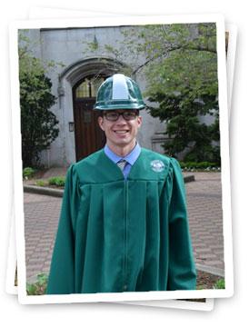 luke carey graduation